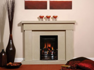 The Devon Fireplace