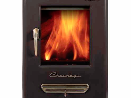 Alpine 6 Series 6kw multifuel stove