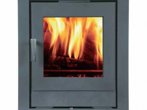 Apollo 4 Series 4kw wood burning stove