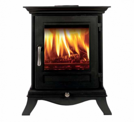 Beaumont 4 Series 4kw wood burning stove