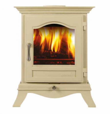 Belgravia 4 Series 4kw wood burning stove