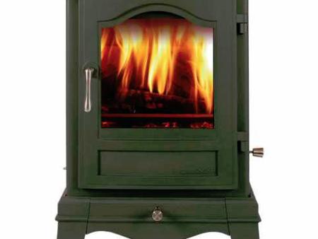 Belgravia 6 Series 6kw multifuel stove