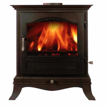 Belgravia 8 Series 8kw multifuel stove