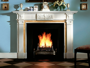 Blenhiem fireplace