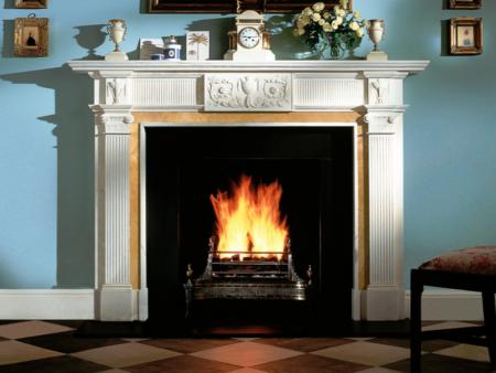 Blenhiem fireplace