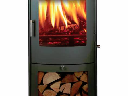 Milan 6 Series 6kw wood burning stove