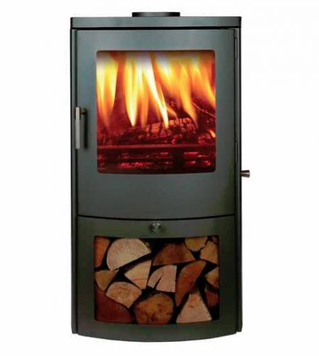 Milan 6 Series 6kw wood burning stove