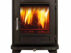 Salisbury 4 Series 4kw wood burning stove