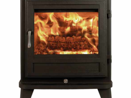Salisbury 8 Series 8kw wood burning stove