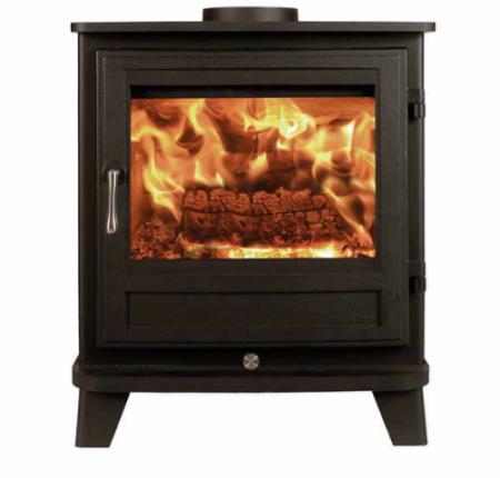 Salisbury 8 Series 8kw wood burning stove