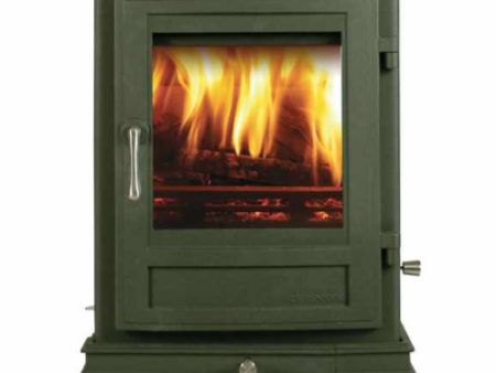Shipton 6 Series 6kw multifuel stove