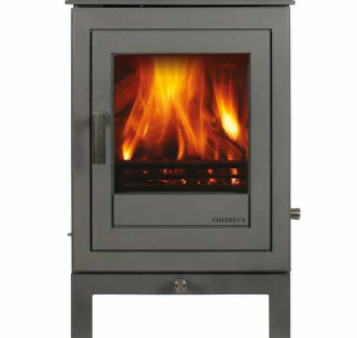 Shoreditch 6 Series 6kw multifuel stove