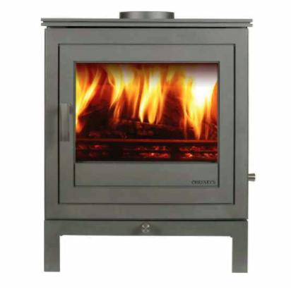 Shoreditch 8 Series 8kw multifuel stove