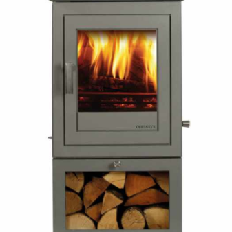 Shoreditch LS 6 Series 6kw multifuel stove