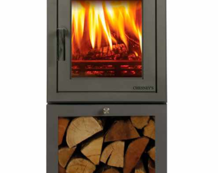 Shoreditch XLS Series 6 6kw multifuel stove