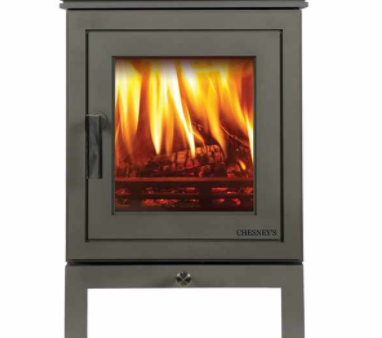 Shoreditch 4 Series 4kw wood burning stove