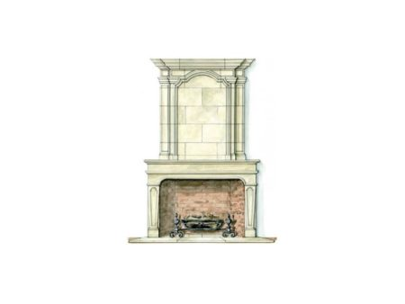 The Angers Fireplace