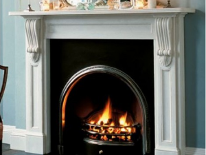 The Buckingham Fireplace
