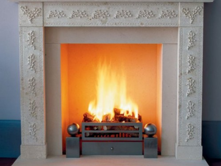 The Coral Fireplace