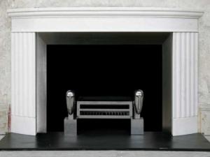 The Doric Fireplace