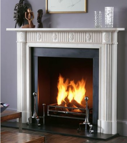 The Nash Fireplace