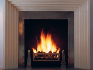 The Odeon Fireplace