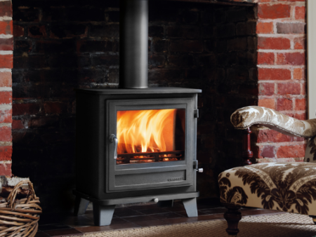 The Salisbury 8 Series Stove