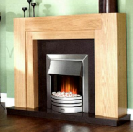 Freeport Electric Fire
