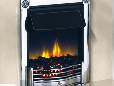 Horton Electric Fire Steel