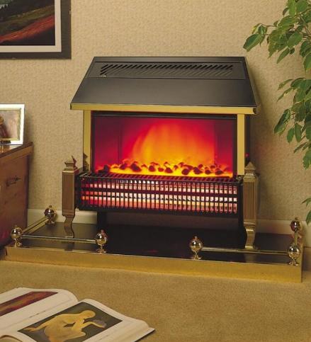 Lymington Electric Fire Zigis Fireplaces