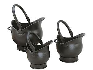 Blenheim Helmets - Black - Set of 3