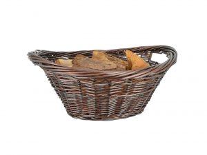 Log Basket Cradle