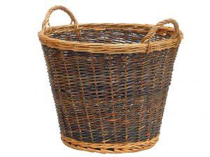 Log Basket Duo Tone (Large)