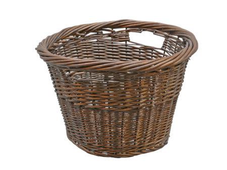 Tanner Log Basket Tanner