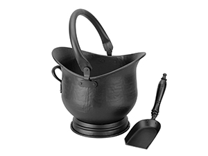 Wessex Helmet with Shovel - Black - 24