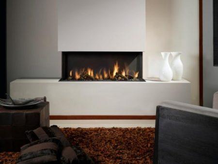 Gazco Studio Slimline Profil Gas fire - Zigis Fireplaces