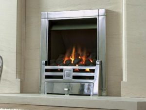 Kinder Caesar - Living Flame Effect Gas Fire-0