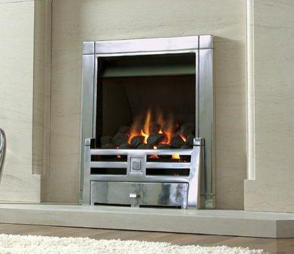 kinder caesar living flame effect gas fire zigis fireplaces. Black Bedroom Furniture Sets. Home Design Ideas