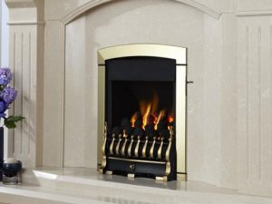 Flavel Calypso Plus - High Efficiency Gas Fire-0