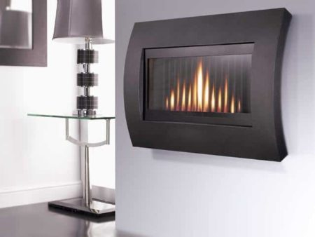 Flavel Curve - Wall Mounted High Efficiency Gas Fire-0