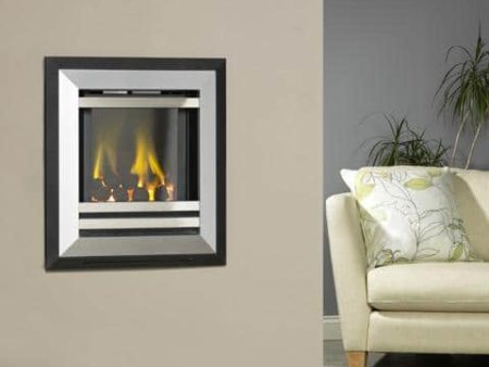 Flavel Diamond HE - Hole in the wall High Efficiency Gas Fire-0