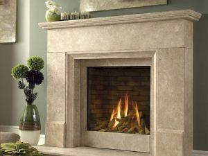 Kinder Distinction - High Efficiency Balanced Flue Gas Fireplace-0