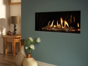 Verine Eden BF - Balanced Flue Hole in the wall Gas Fire-0
