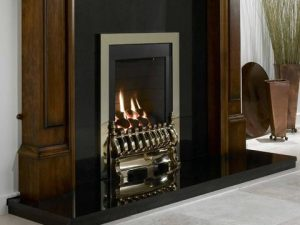 Flavel Windsor Traditional - Slimline Gas Fire-0