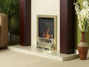 Flavel Kenilworth HE - Traditional High Efficiency Gas Fire-0