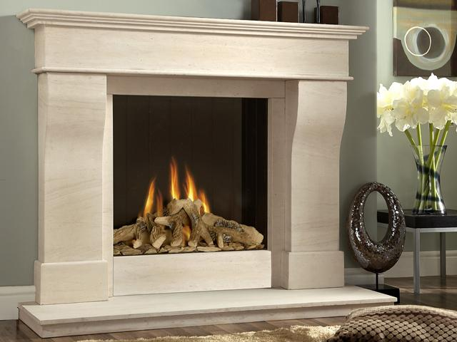 Kinder Da Vinci High Efficiency Balanced Flue Gas Fireplace Zigis Fireplaces