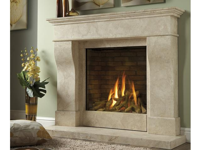 Kinder Da Vinci High Efficiency Balanced Flue Gas Fireplace