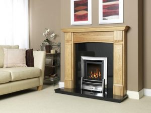 Kinder Kalahari HE - High Efficiency Gas Fire-0