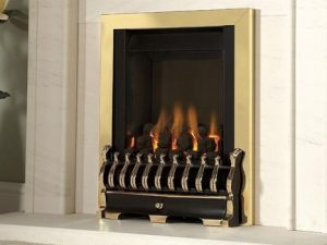 Kinder Nevada Powerflue - Power Flue Gas Fire-0