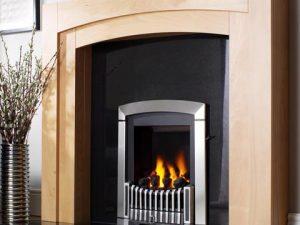 Flavel Melody - Modern Slimline Gas Fire-0